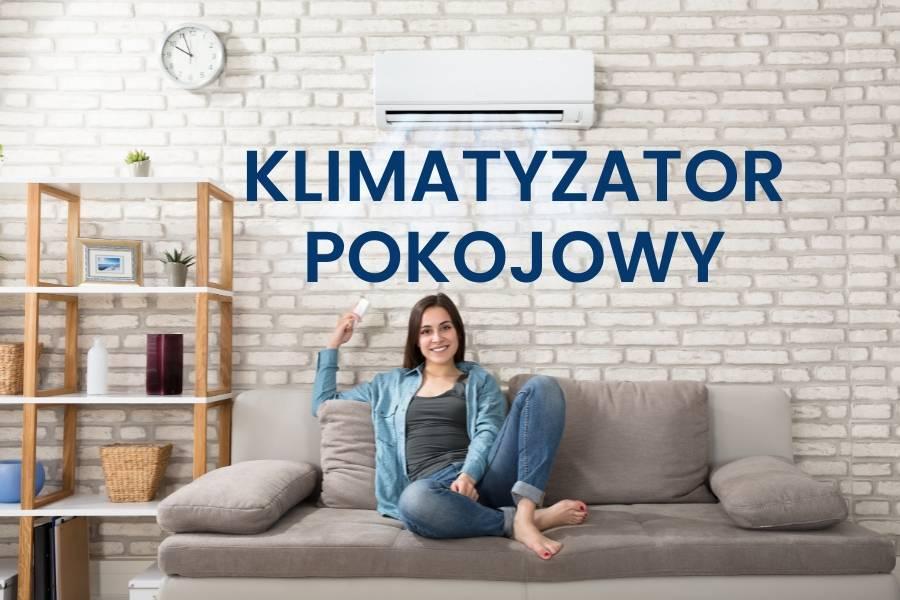 Tani klimatyzator pokojowy