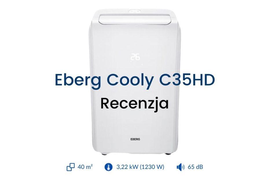 Klimatyzator Eberg Cooly C35HD recenzja
