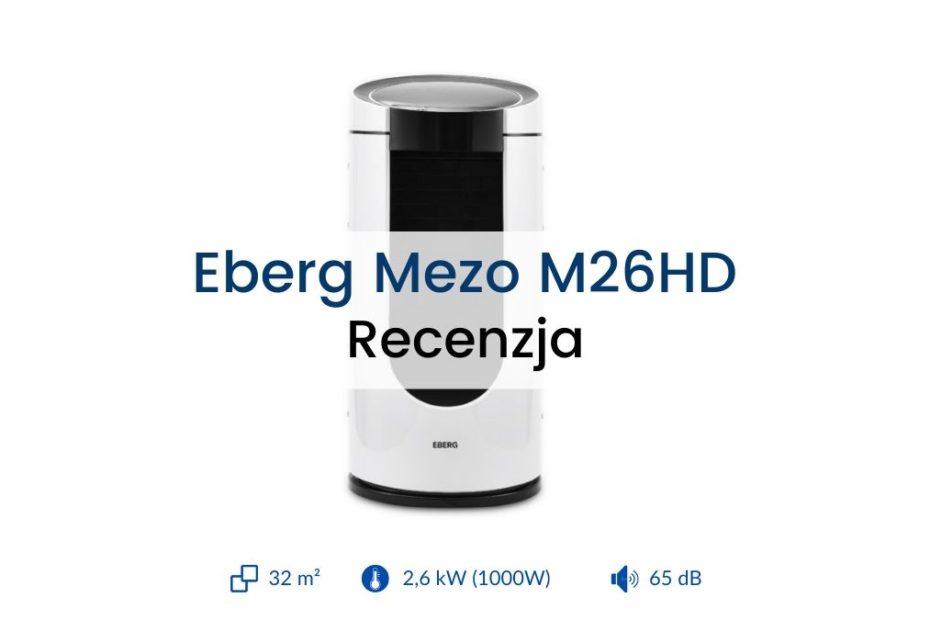 Klimatyzator Eberg Mezo M26HD recenzja