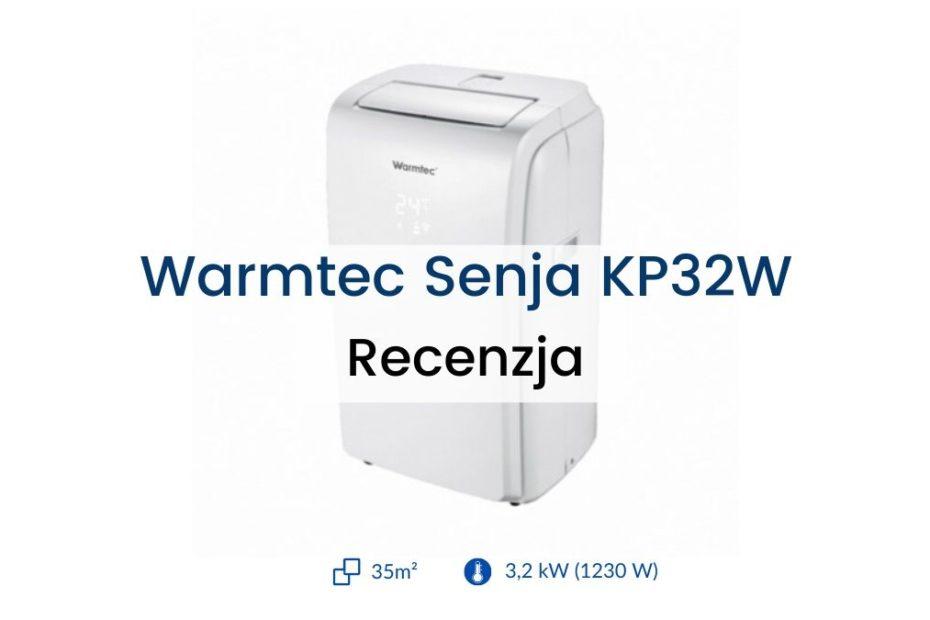 Klimatyzator Warmtec Senja KP32W recenzja