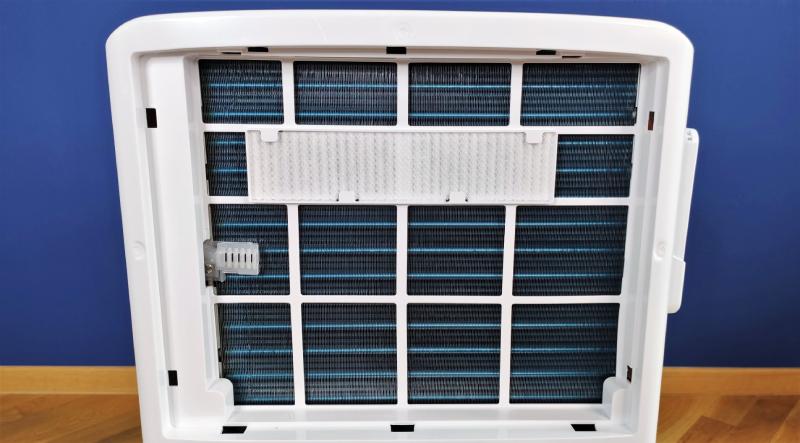 Filtr HEPA, klimatyzator przenośny Whirlpool PACW29COL