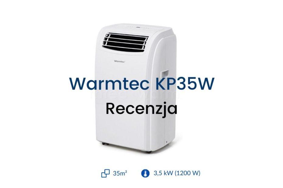 Klimatyzator Warmtec KP35W recenzja