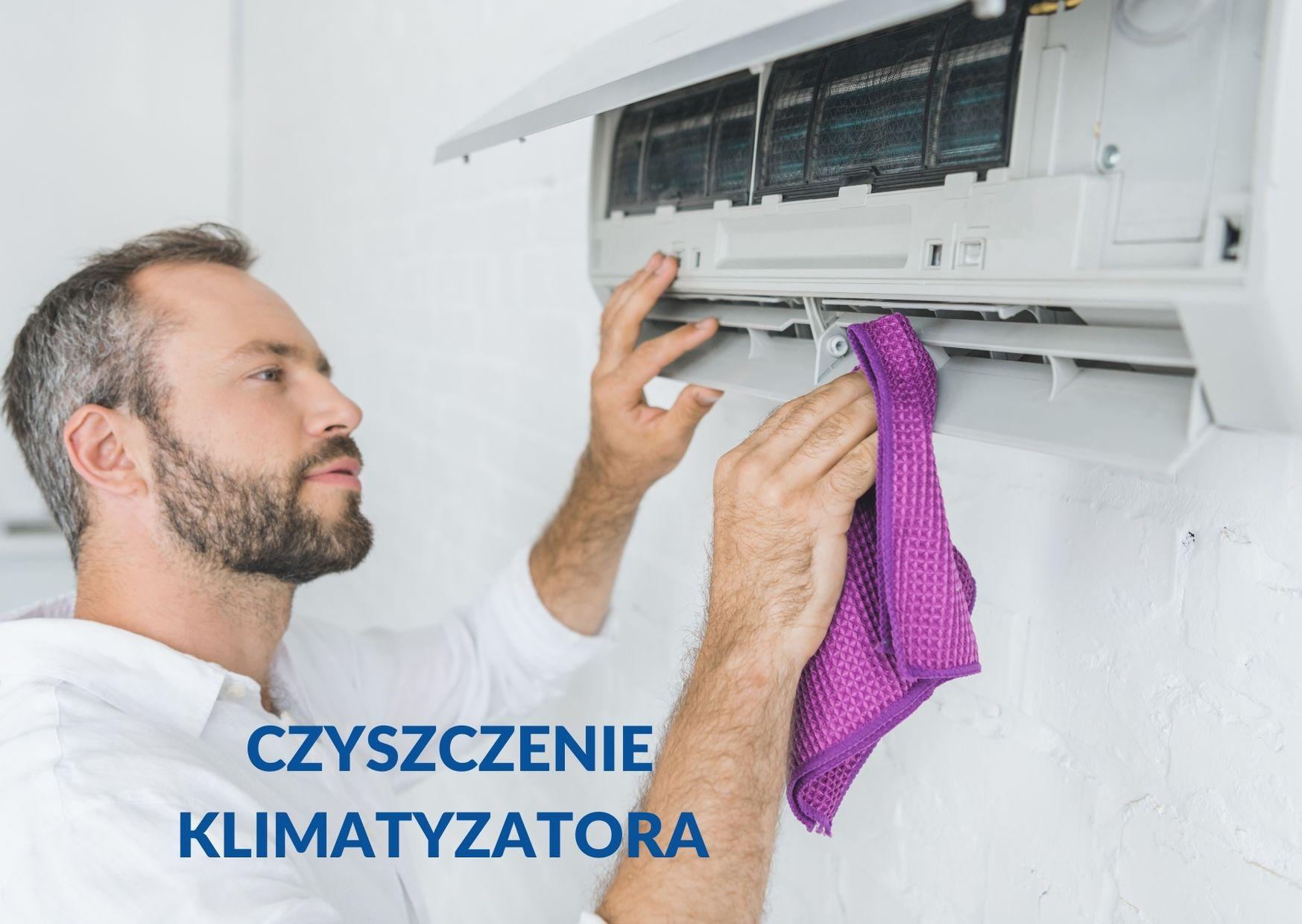 Czyszczenie-klimatyzatora