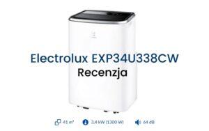 Klimatyzator przenośny Electrolux EXP34U338CW recenzja