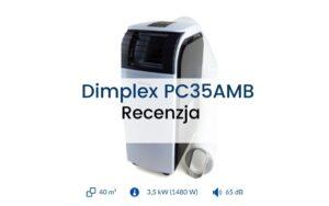 Klimatyzator przenośny Dimplex PC35AMB recenzja