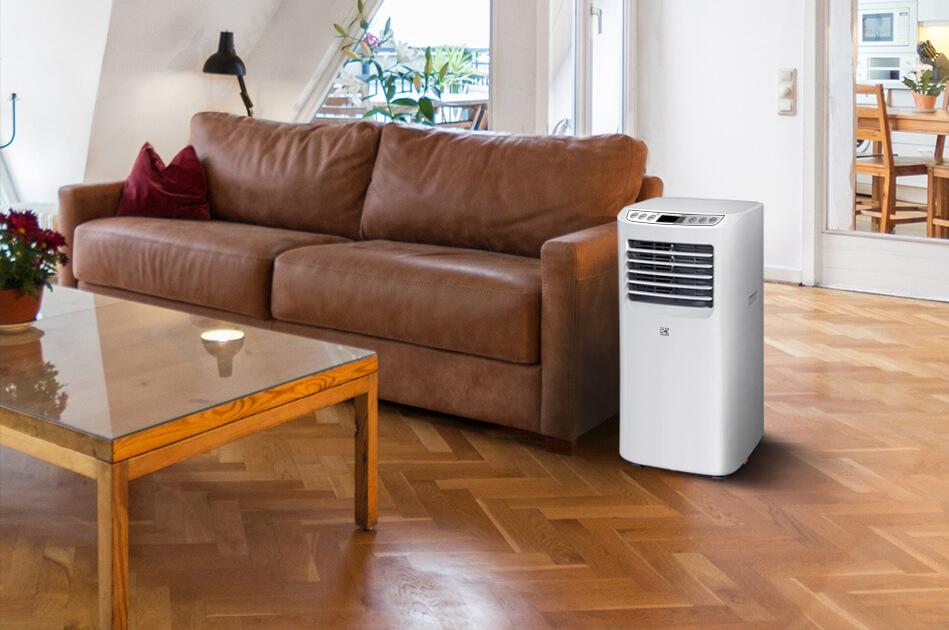 Klimatyzator przenośny Kalorik ACM 1010 salon