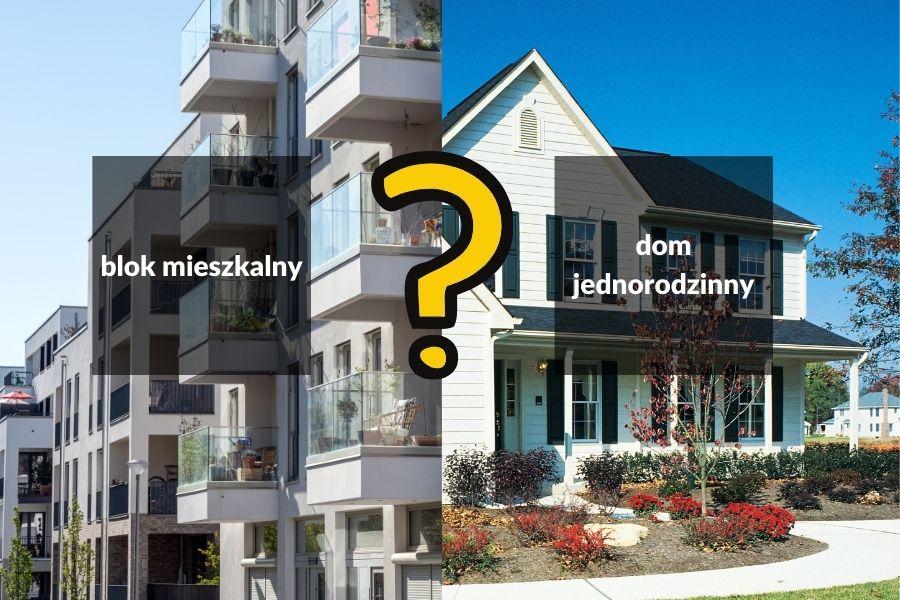 blok czy dom