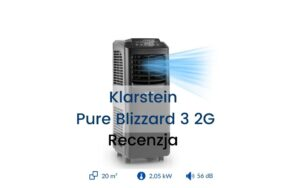 Klarstein Pure Blizzard 3 2G