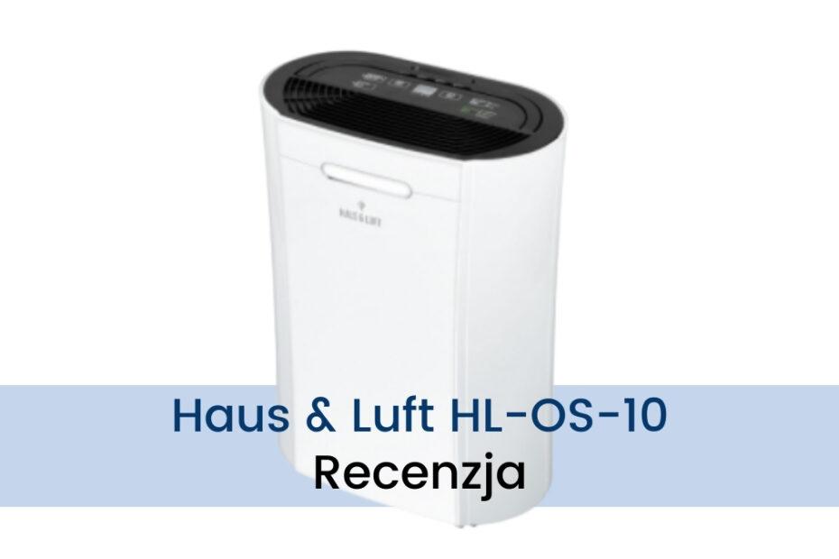Osuszacz powietrza Haus & Luft HL-OS-10