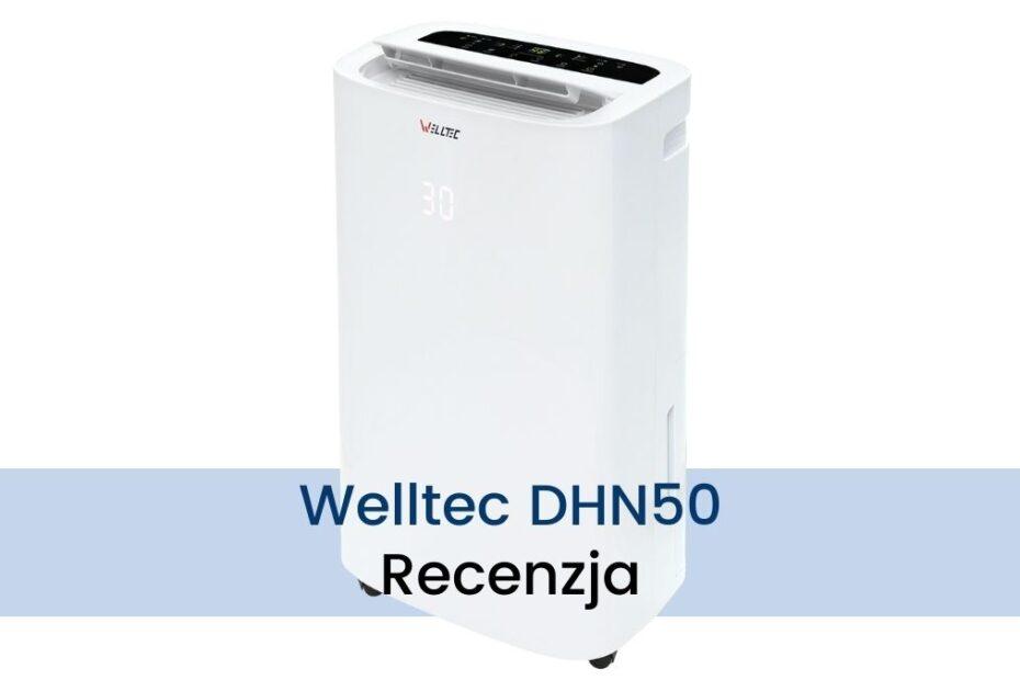 Osuszacz powietrza Welltec DHN50