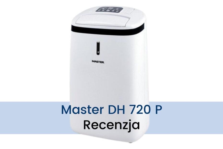 Osuszacz powietrza Master DH 720 P