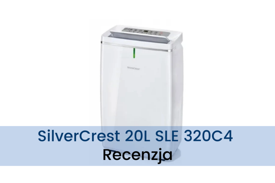 Silvercrest 20L SLE 320C4 przód bok recenzja